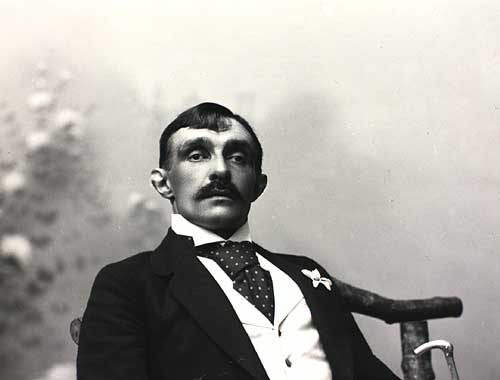 Herman Bang 1857-1912