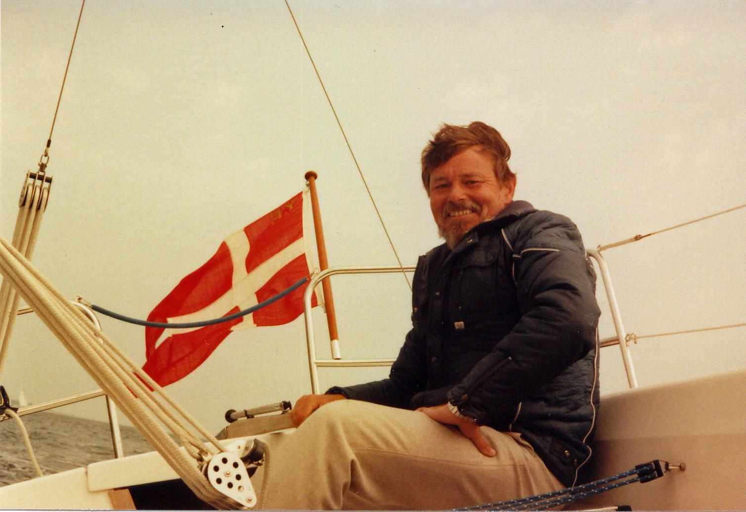 Tommy Rasmussen - ca 1983